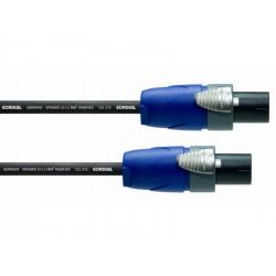 Câble Speaker 3m - Speakon - Cordial