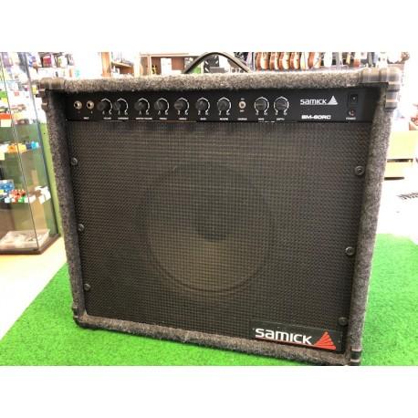 SAMICK SM-60RC - Ampli Guitare - Occasion