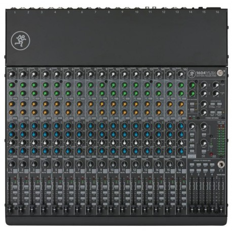 Table de Mix MACKIE 1604VLZ4 16 canaux - Occasion