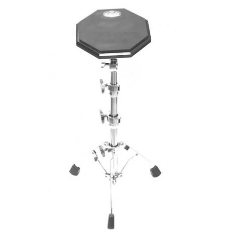 Practice pad + stand Headbanger
