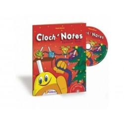 Cloch' Notes - Spécial Noël - avec CD - Action -20%
