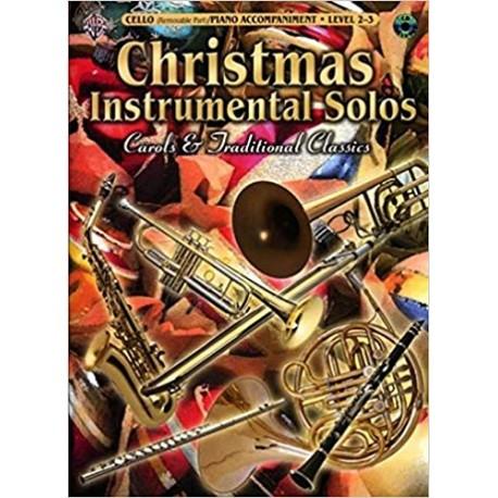 Noël - Christmas Instrumental Solos pour flûte traversière