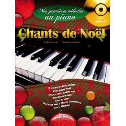 Chants de Noël - Mes Premières Mélodies au Piano