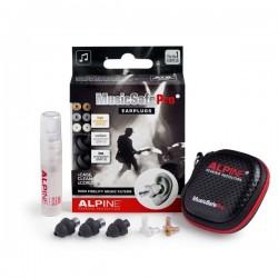 Protection d'oreille - MusicSafe Pro Black