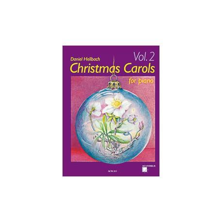 Christmas Carols for piano Daniel Hellbach - vol. 2