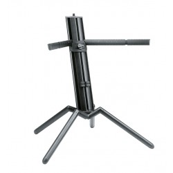 K&M Baby Spider Pro - Keyboard Stand - Noir