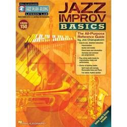 Jazz Improv Basics - tout instrument