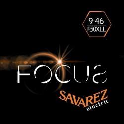 Cordes Electrique Light Focus Savarez (09-46)