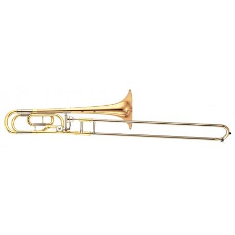 Trombone 42 Sib/Fa YAMAHA 448GECN