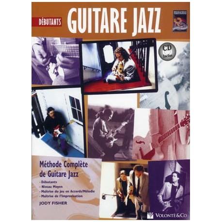 Méthode Guitare Jazz Débutant : Fisher Jody