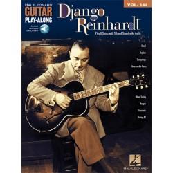 Play-Along 144 - Django Reinhardt - Guitare Jazz