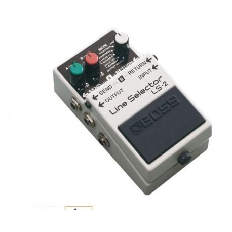 BOSS LS-2 - Line Selector - Action 40%