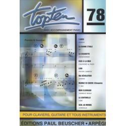 Top Ten 78 - 10 titres