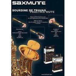 Sourdine Sax Alto