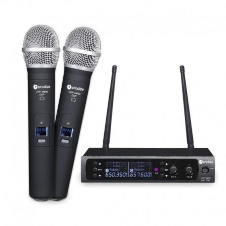 PRODIPE Micro HF UHF M850 DSP Duo