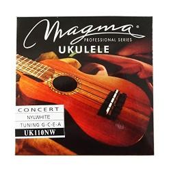 Cordes Ukulele Concert Magma Pro