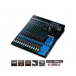 Table de Mix YAMAHA MG16XU