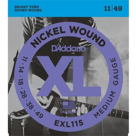 Cordes Elec EXL115 (011-049) Jazz-Rock