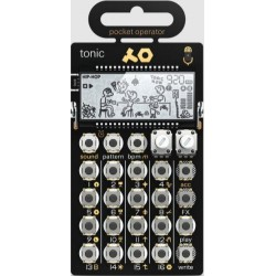 Pocket Operator PO-32 Tonic - drum synthesizer and sequencer