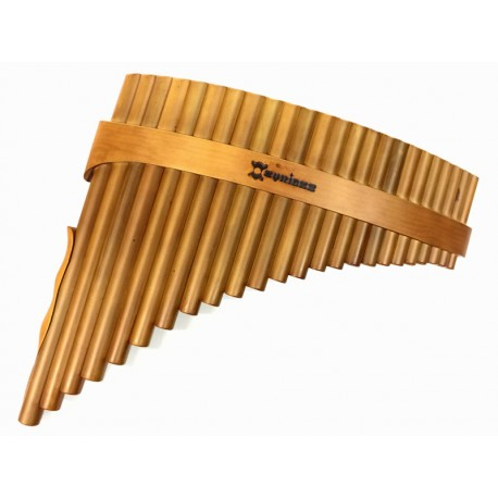 Flûte de Pan SYRINKS 24 avec coffre