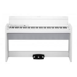 Piano Numérique KORG Compact LP-380 Blanc