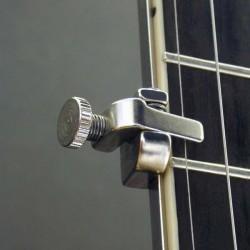 Capo, Shubb pour 5ème corde de Banjo, brass