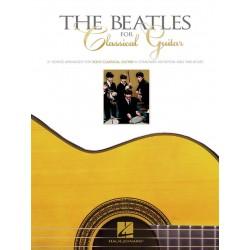 Les Beatles pour guitare classique