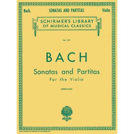 Sonatas And Partitas For The Violin - Bach