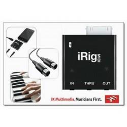 iRig MIDI -  Interface Iphone/Ipad 30 PIN