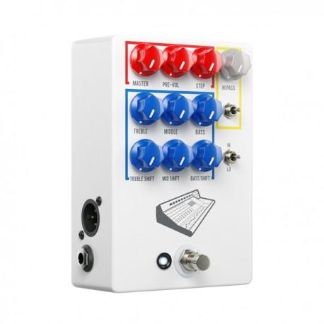 JHS COLOUR BOX V2 - Pédale Preamp + EQ + DI