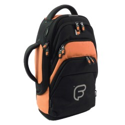 Housse Cornet FUSION Premium Noir/Orange