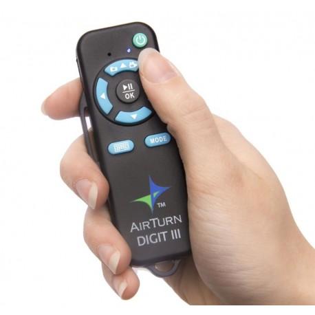 AirTurn DIGIT III - Télécommande Bluetooth