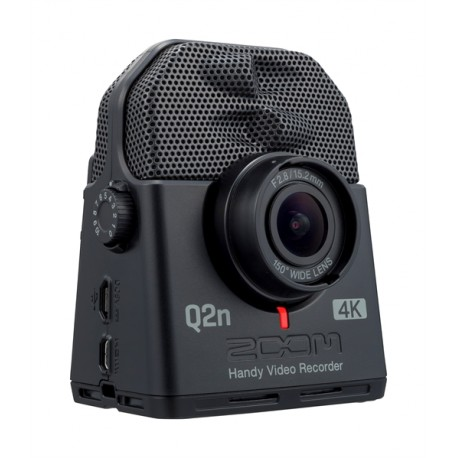 Zoom Full HD Handy Video Recorder Q2n-4K