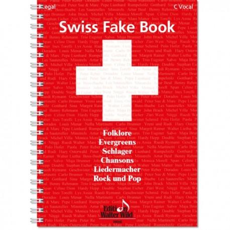 Swiss Fake Book - Vocal (Do)