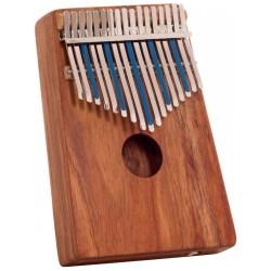 Kalimba 17 notes avec micro