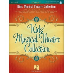 Kids' Musical Theatre Collection - Volume 1 - Piano
