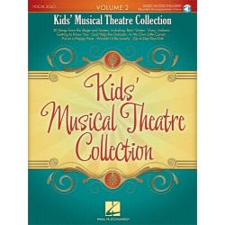 Kids' Musical Theatre Collection - Volume 2 - Piano