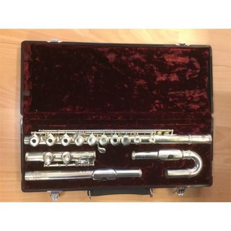 Flûte Traversière JUPITER + bec Courbe - Occasion