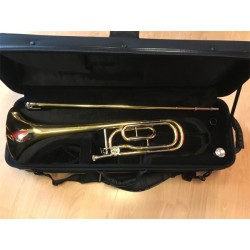 Trombone 42 sib/fa YAMAHA YSL-648 - Occasion