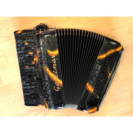 Accordéon Electronique Piano Gallinari Musictech DUAL LINK - Occasion