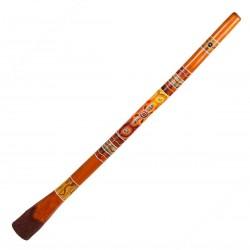 Didgeridoo JACKFRUIT Peint naturel - env. 130cm