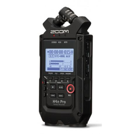 ZOOM H4nPro Black - Enregistreur numérique