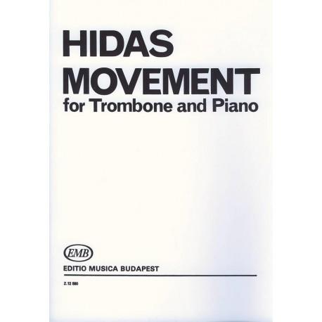 Movement - Trombone/Piano - Frigyes Hidas