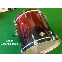 "SONOR Essential Force Bass-Drums 22""×20"" - NEUVE - Liquidation"