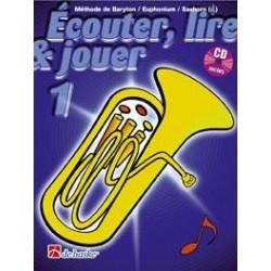 Ecouter, Lire & Jouer Vol. 1 - Baryton / Euphonium