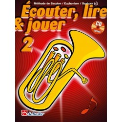 Ecouter, Lire & Jouer Vol. 2 - Baryton / Euphonium