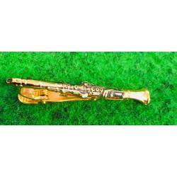 Pince cravate - clarinette/sax soprano