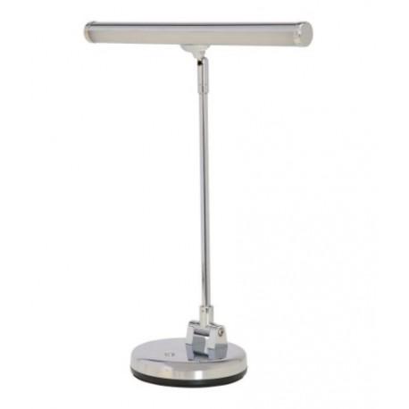 Lampe de piano Chrome - LED - ACTION -30%