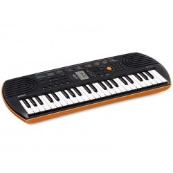 Mini Keyboard CASIO SA-76 - Orange