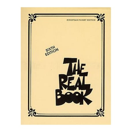 """The Real Book """"C"""" - Volume I (6th ed.) - European Pocket Format"""